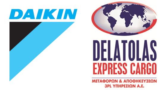 Daikin Συνεργασία  Με Delatolas