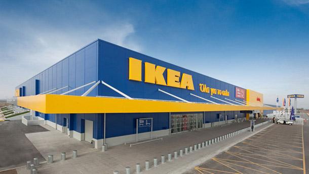 IKEA Λάρισα Delatolas