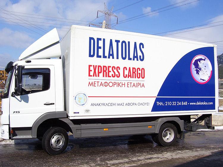 Truck 715 Delatolas